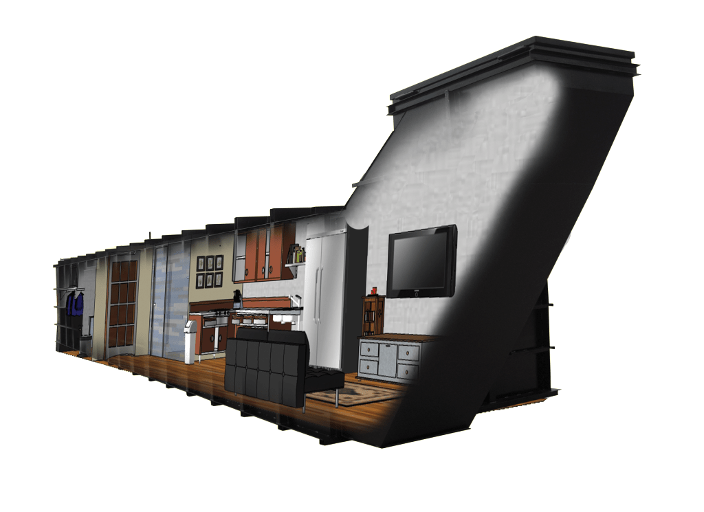 Underground Bunkers on safe house floor plans