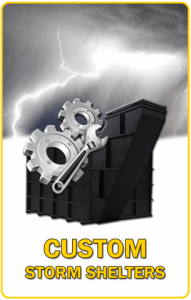 Custom Storm Shelters