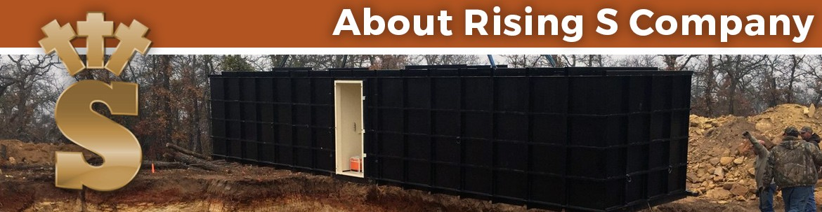 About Rising S Bunkers & Bomb Shelters